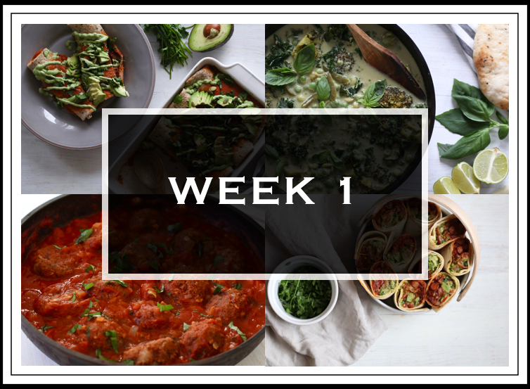 30 day vegan cookbook and meal plan the antidote kitchen this meal plan has been created to be as easy as possible to follow with simple ingredients and cooking methods so you shouldnt need any special tools or forumfinder Images