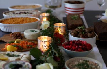 Nordic Christmas Food
