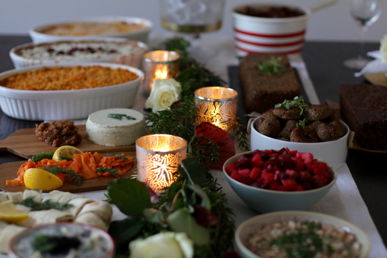 NORDIC CHRISTMAS FOOD • The Antidote Kitchen
