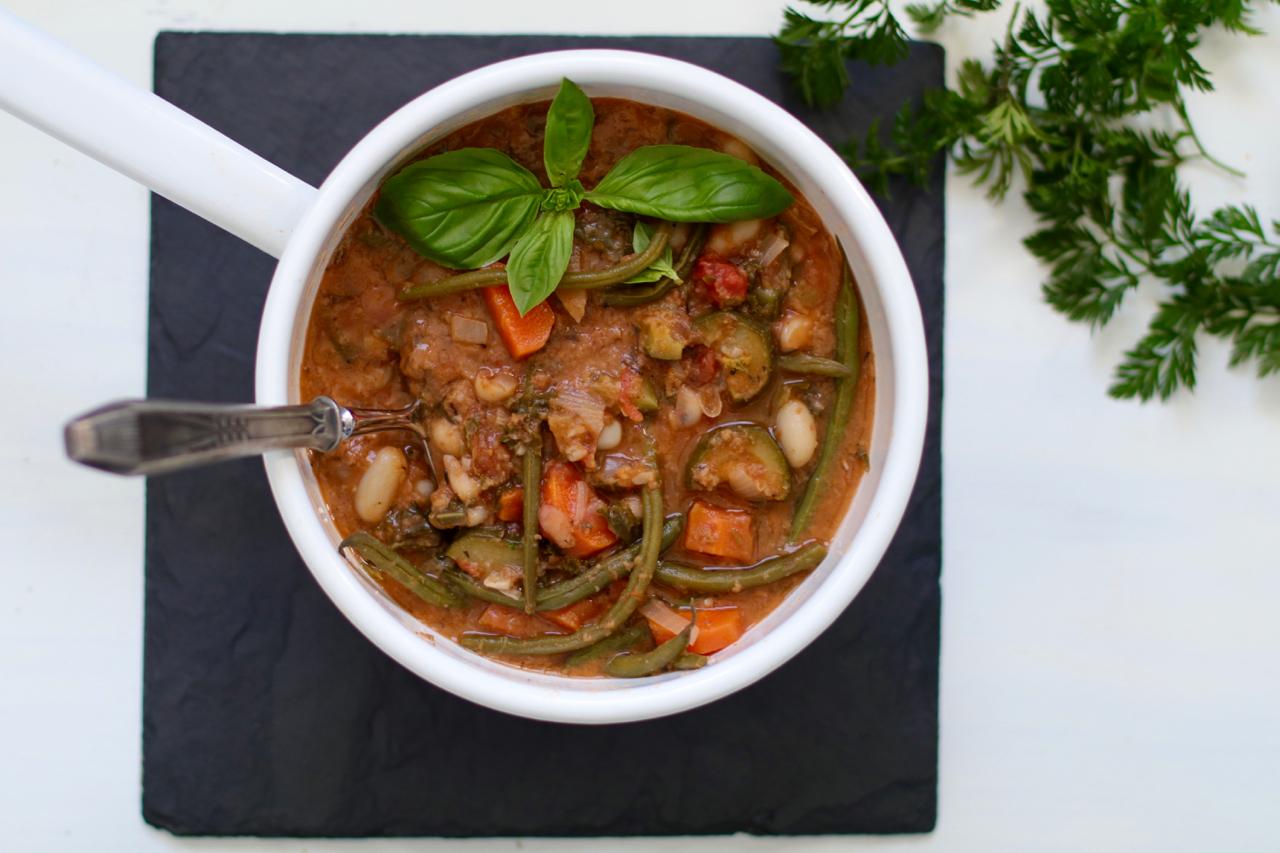 Vegan Ribollita