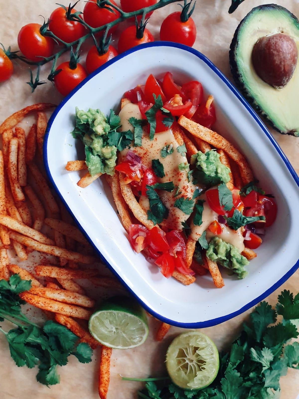 tex mex street fries recipe